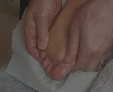 For Our Current Home Care Clients, Elderly Foot Care Services | Geriatric Nail Care